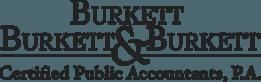 Burkett Burkett & Burkett CPAs Logo