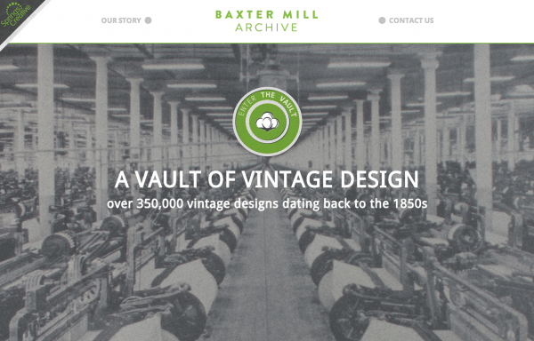 Baxter Mill Archive