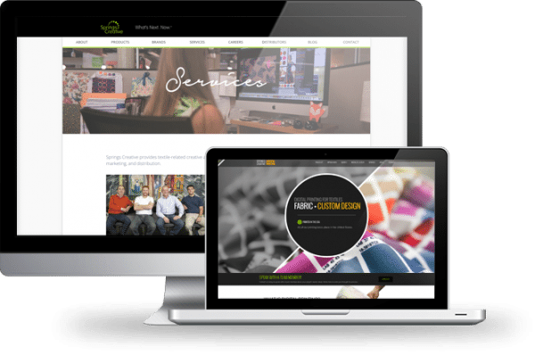 Springs Creative Web Design