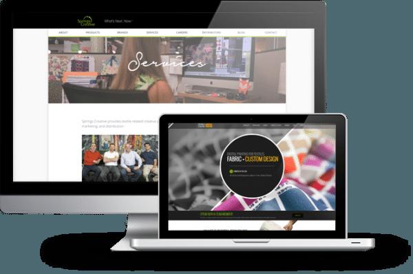 Springs Creative Web Design