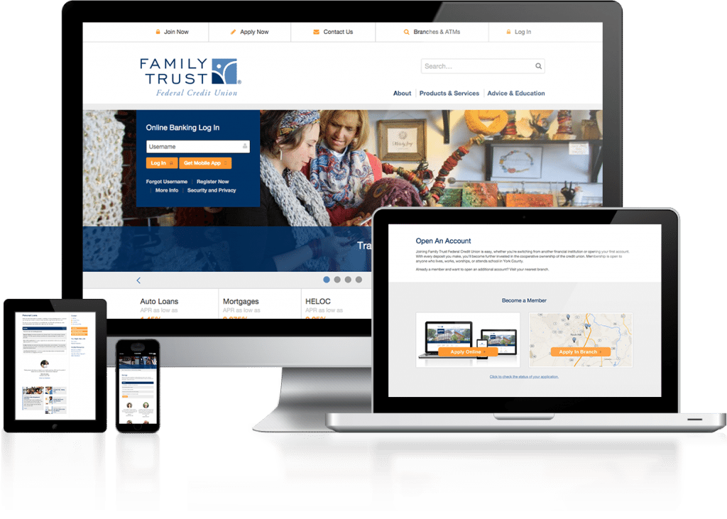 Family Trust Web Design & Development