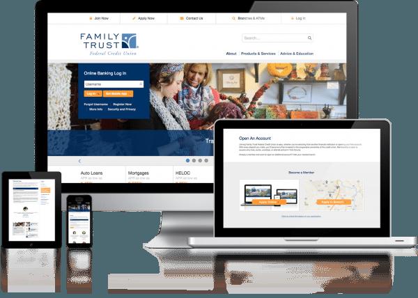 Family Trust Web Design & Development