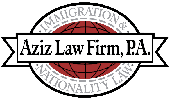 Aziz Immigration Law Logo