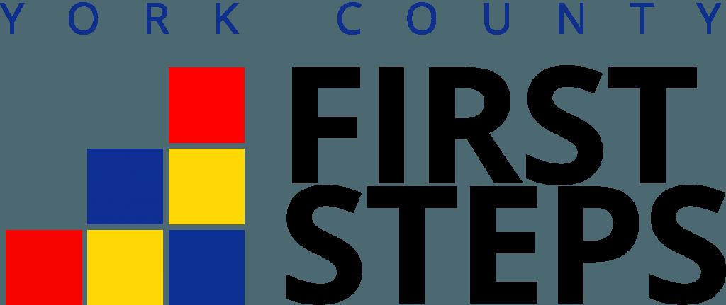 York County First Steps Logo