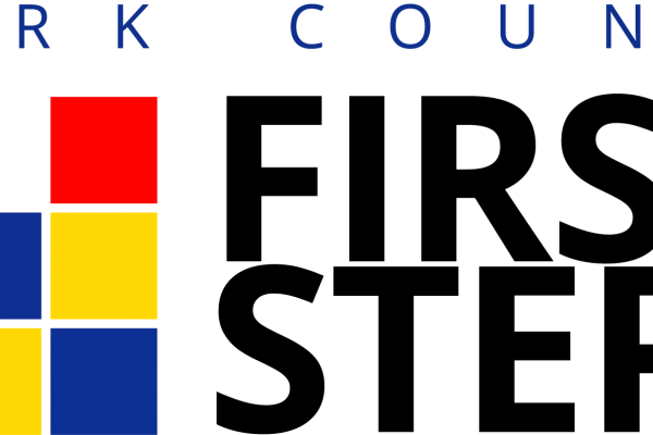 York County First Steps Logo