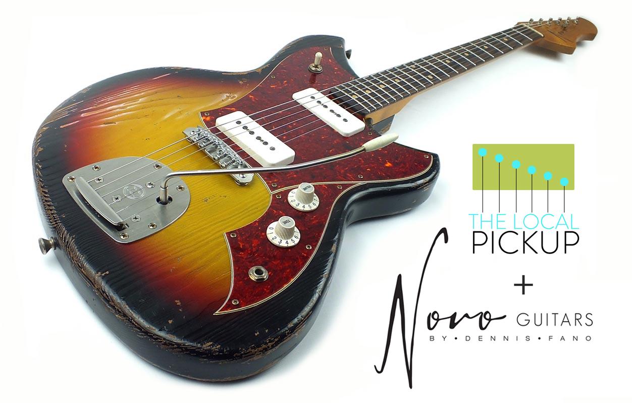 Novo Guitars and The Local Pickup